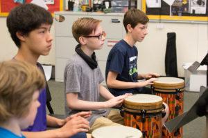 World Drumming Class