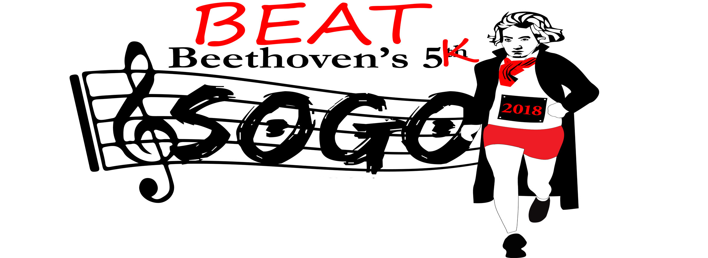 Beetoven 5K Run October 6, 2018